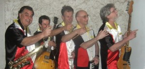 Rockin Eddy Band Pic