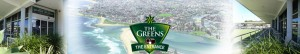 The Greens Long Logo